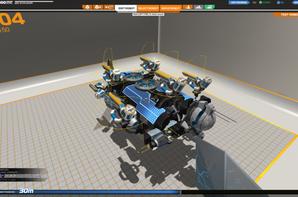 Robocraft, Mon Medic T10, le MedicRacer 2150