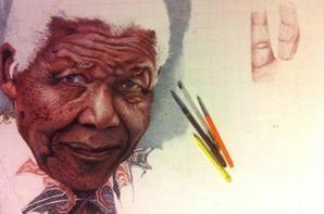 nelson mandela:MADIBA (un l'ong chemin vers la liberté, née le 18  juillet 1918 a Mvezo mort le 05 decembre 2013 de religion methodisme dont conviction politique l'égalité pour tous...