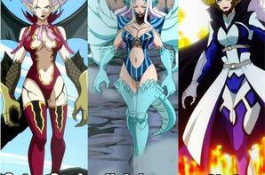 Mon perso préféré dans Fairy Tail