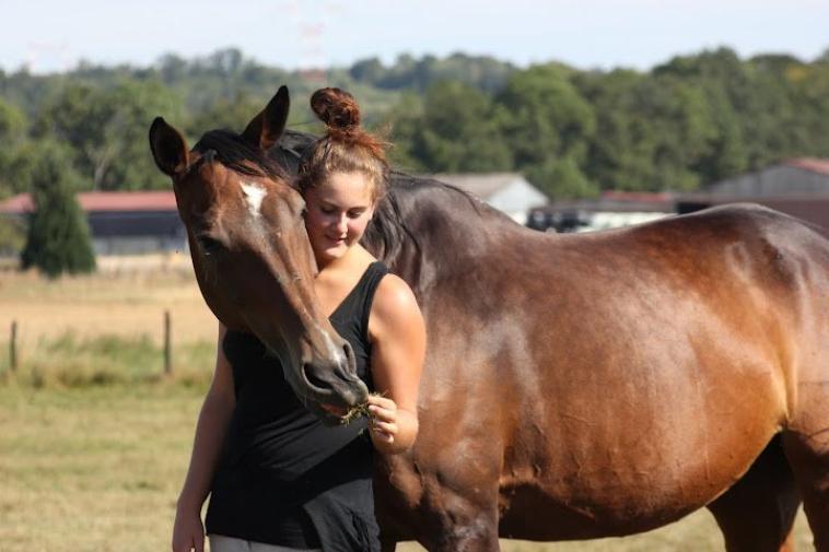 On ne renonce jamais aux chevaux, et moi je ne renoncerai jamais à toi.