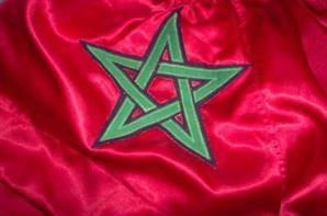 -Ton Drapeau ? :D (Algérie - Maroc) <3-