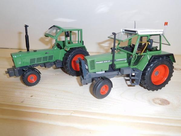 Quelques model de la Serie 600 ( 610 s , 610 ls , 612 lsa , 614 sl , 614 lsa et 615 lsa )