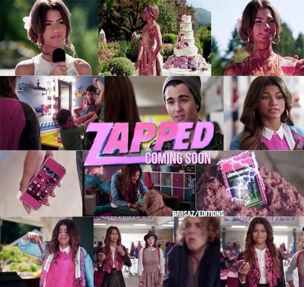 Zapped va sortir le 27 Juillet . J'ai trop hâte !