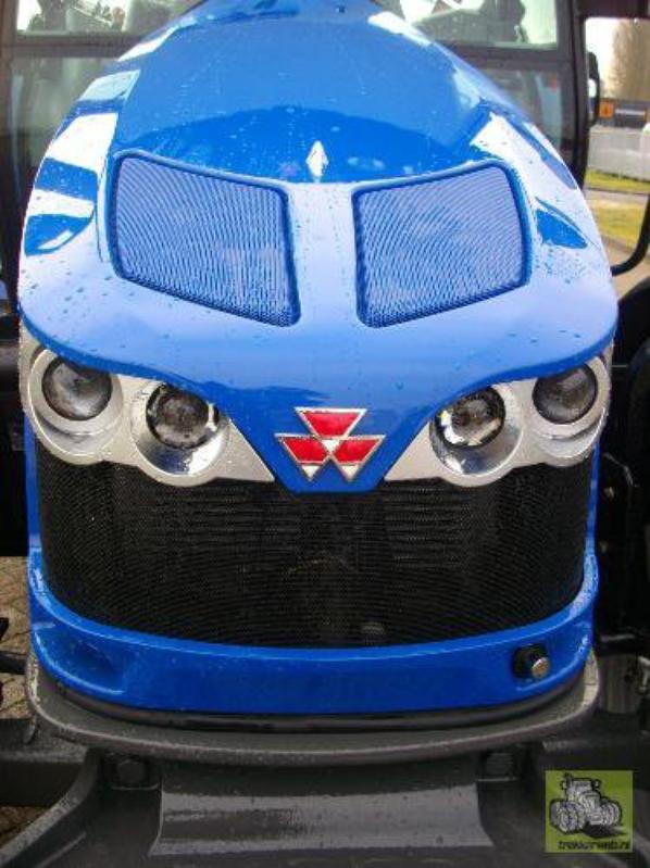 Massey Ferguson Bleu