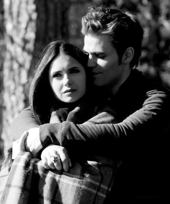 Stefan & Elena </3