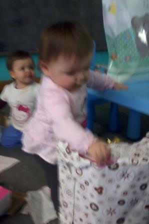 mes 2 bebe d'amour