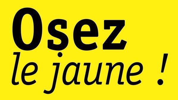 En soutien aux gilets jaunes!!!