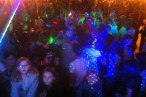 (suite) Espéraza(11) le 14 juillet 2012 soirée fluo