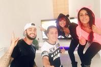 ANGES 7 - ALBUM PHOTOS - Découvrez une nouvelle série de selfies des candidats (TOURNAGE)