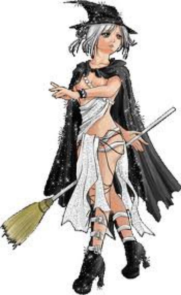 sorcières manga