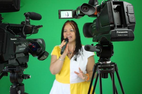tournage mediatique
