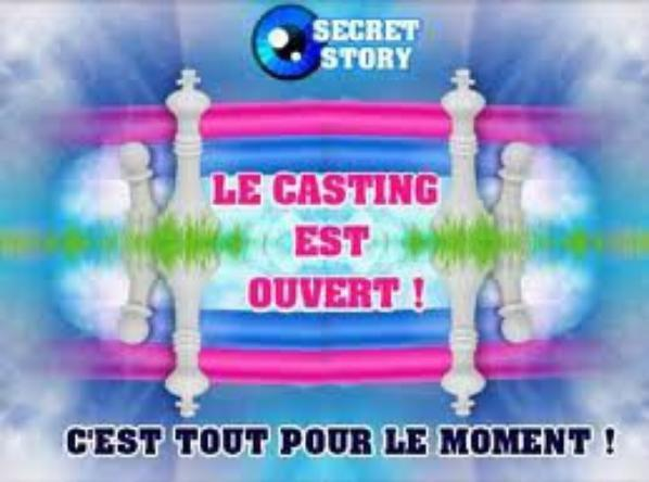 secret story casting ouvert
