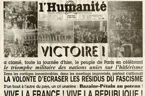 Victoire 8 Mai 1945.