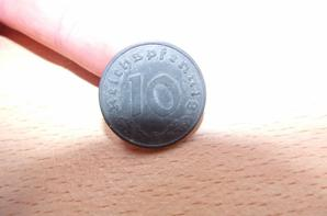 Monnaie WW2.