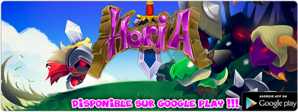 HORIA, THE MYSTIC BATTLE SUR SMARTPHONES & TABLETTES