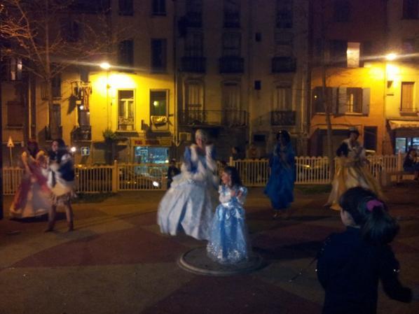 mwa kan je dance avec le princese