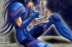 Orpheus de la lyre