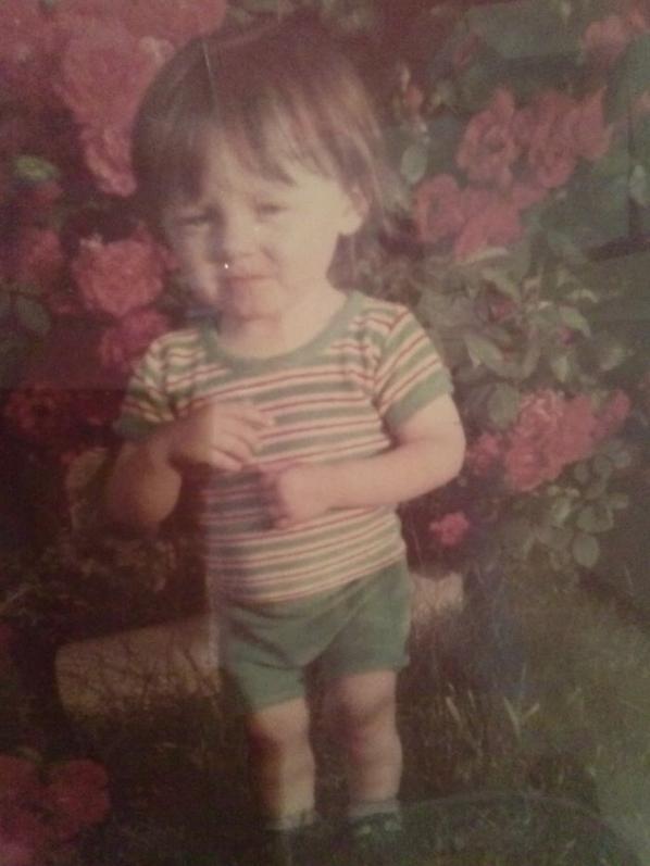 mes enfant quand il sont  petit