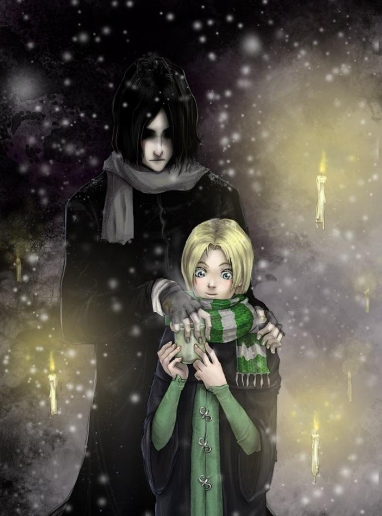 Draco et severus