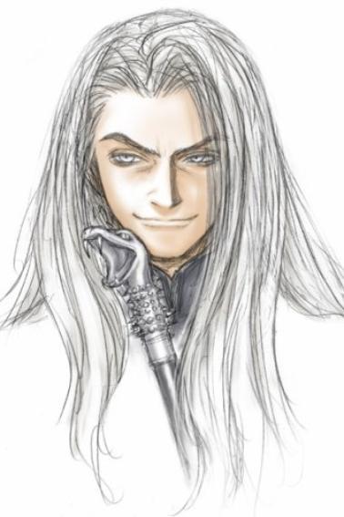 Lucius Malfoy...