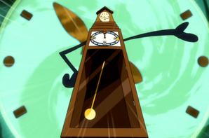 Horologium, l'esprit de l'Horloge et sa clé