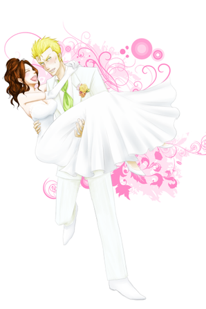 mariage a fairy tail