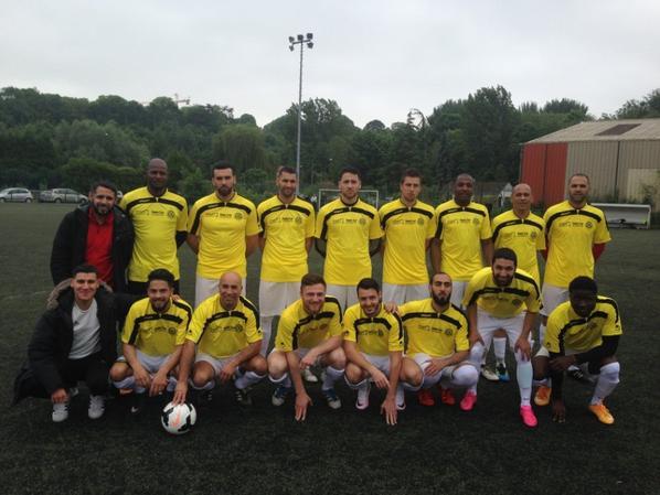Finale de coupe de Picardie