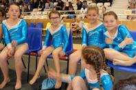 7 équipes de La Quimpéroise sur le podium breton dont 4 championnes de bretagne