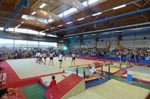 Grand succés avec plus de 1000 spectateurs au gala de La Quimpéroise gymnastique