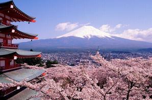 Quelques lieux touristiques du Japon ;)