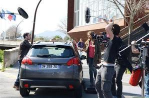 Quelques photos du tournage (2)