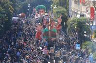 Fiction 2 Chapitre 28 Le Carnaval de Nice 3