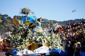 Fiction 2 Chapitre 28 Le Carnaval de Nice FIN