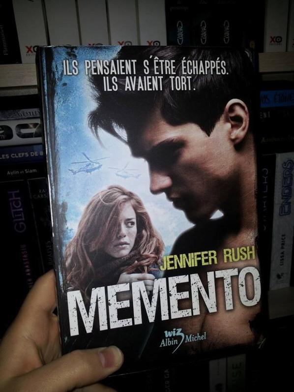 [BAL 22/01/14]  Divergent / Memento T2 / Mystic City