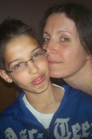 mon fils d'amour et moi