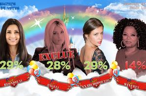 Saison 11 - Adeline BLONDIEAU - 4 nominations - 1 titre de pire recrue - 4ème