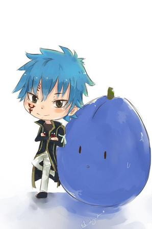 FAIRY TAIL: be fruit <3