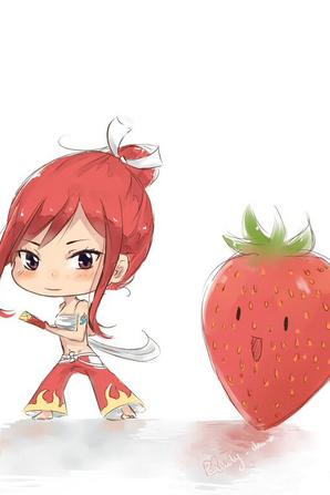 FAIRY TAIL: be fruit <3 (2)