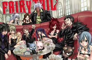 Banque a image: FAIRY TAIL 1