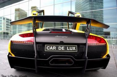 Lamborghini Murcièlago LP670-4 SV