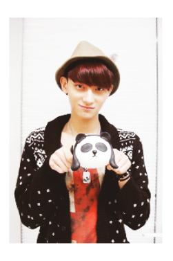 Panda Tao CHU (mettez vos yeux dessus et ils brûleront)