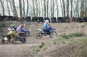 Entrainement terrain d'Aschères 8/03/2015