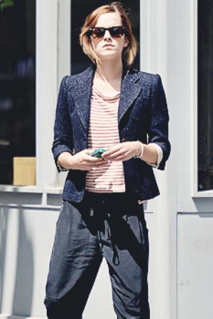 Emma watson -7 Mai 2013-