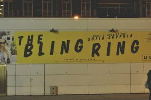 Promotion de The Bling Ring
