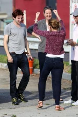 Emma retrouve son ami Roberto à Nashville dans le Tennessee