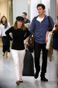 Emma et Will a NYC