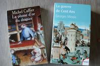 MA BIBLIOTHEQUE MEDIEVALE