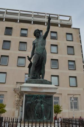 Le Génie de la navigation (Toulon)