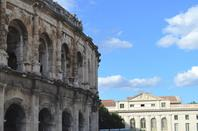 Les arènes de Nîmes et ses environs (2/6)