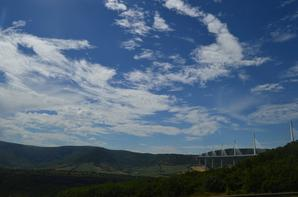 Le Viaduc de Millau (3/4)